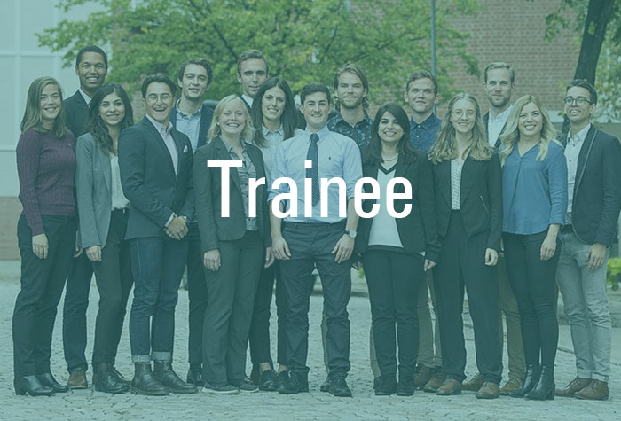trainee - Pasantias Internacionales