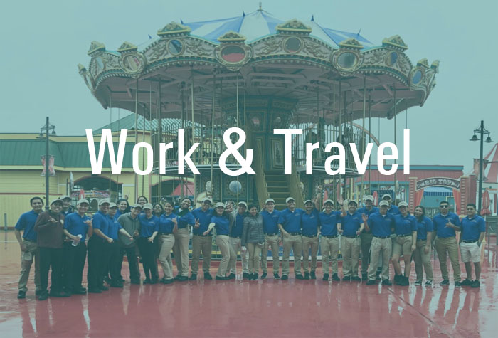 workandtravel - Pasantias Internacionales